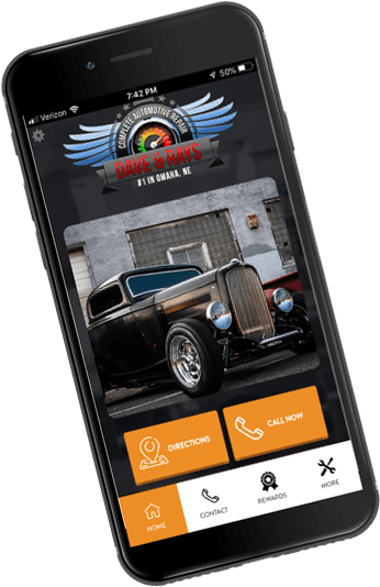 Dave and Ray's Complete Automotive App
