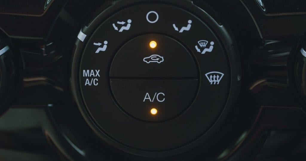 Car AC making noise